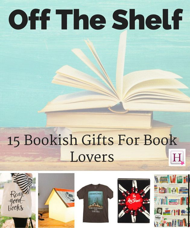 Off The Shelf: Best Bookish Gifts That Avid Readers Will