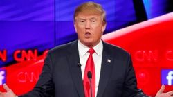 How Crazy Was U.S. Politics In 2015? Ask This Unlikely Trump