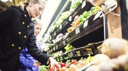 Rising Meat, Veggie Prices Push Inflation
