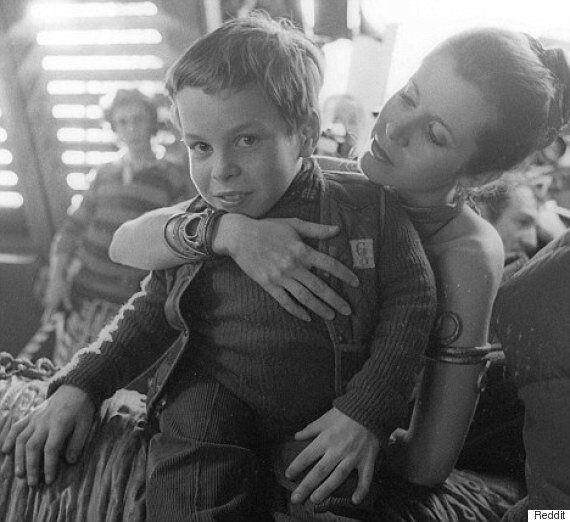 Star Wars Warwick Davis: The Time Princess Leia Met An