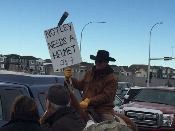 Do Albertans Believe Violent Threats Against Notley Are