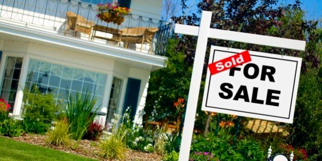 Canadian Average Home Price Rises To $433,649, But Sales Are