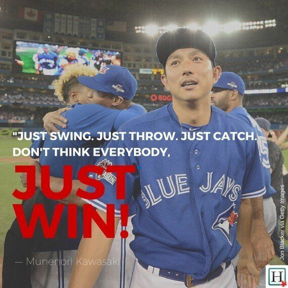 Munenori Kawasaki's Post-Win Interview Is Required