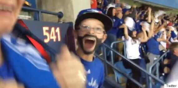 'Jose Bautista' Kid Times Home Run Swing And It Is Perfection