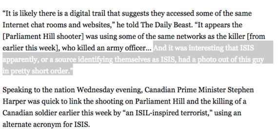 The Story Behind the Picture ISIS Never