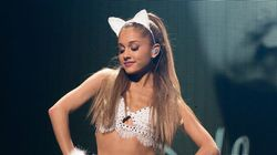 Ariana Grande Outdoes Herself In Cute