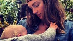 Moms Show Us Just How Beautiful Breastfeeding
