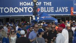 Jays Fan Somehow Believes He Can Catch Game In Police