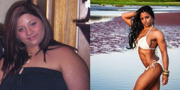 Weight Lost: She Went From 275 Pounds To A Body
