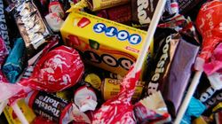 This Is How Many Calories Are In 'Fun-Sized' Halloween