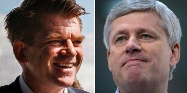 Brian Jean, Wildrose Leader, Urges Alberta To Vote