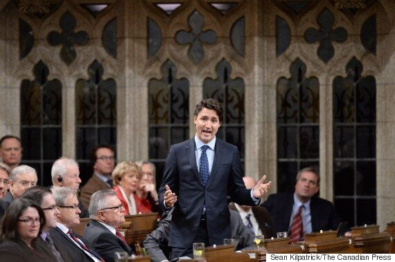 Trudeau's Question Period Reform May Mean He's Often
