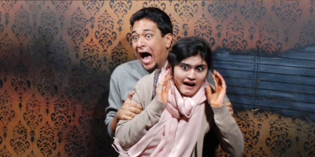 Nightmares Fear Factory's Haunted House Photos Are The Best Part Of