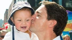 Justin Trudeau's Kids Win For Cutest Moments On The Campaign