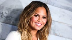 Chrissy Teigen Debuts Her New Pregnancy