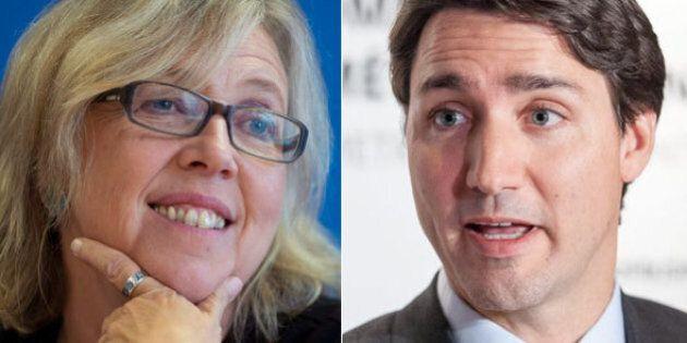 Leaders Target B.C. To Gain Seats In 2015 Federal