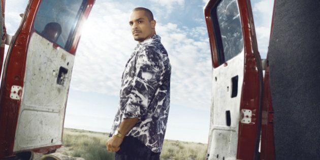 Michael Mando, Nacho Varga On 'Better Call Saul,' Goes On Desert Hikes With Bob