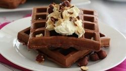 15 Waffle Recipes Perfect For Christmas