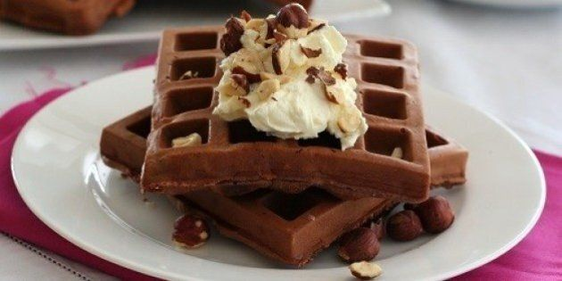 Waffle Recipes Perfect For A Saturday (Or Christmas) Morning