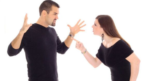 Couples: Are You Fighting Again? Blame Your