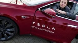 Largest Tesla Dealership In North America Opens In