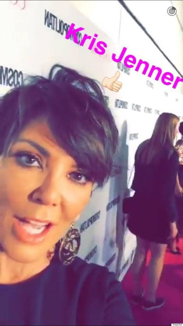 The Kardashian-Jenner's Celebrate Cosmopolitan's 50th Birthday With