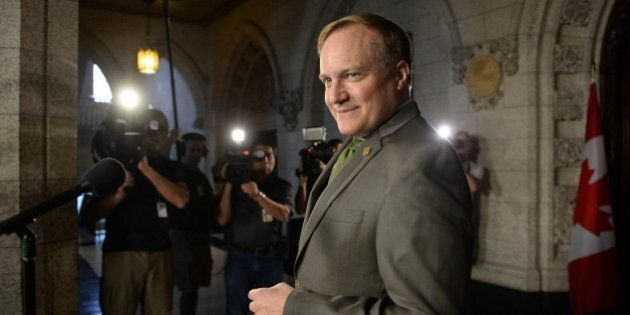 Commons Committees Stalled By NDP, Liberal MP Calls Party