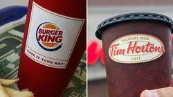 Tim Hortons Now 'Restaurant Brands