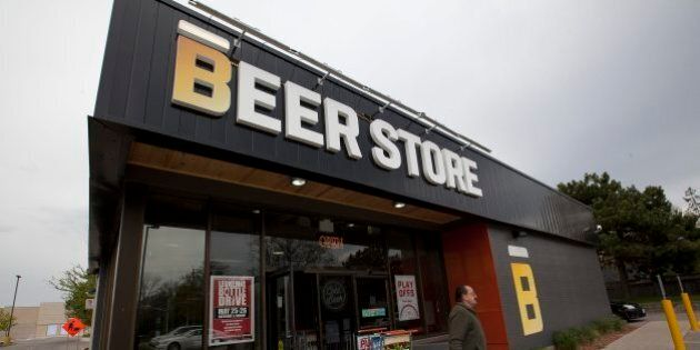 Secret LCBO-Beer Store Agreement Has Restaurant Industry Up In