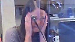 Bank Teller Brought To Tears By Unexpected