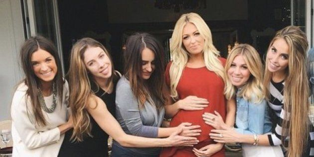 Paulina Gretzky Gets The Cutest Baby Shower