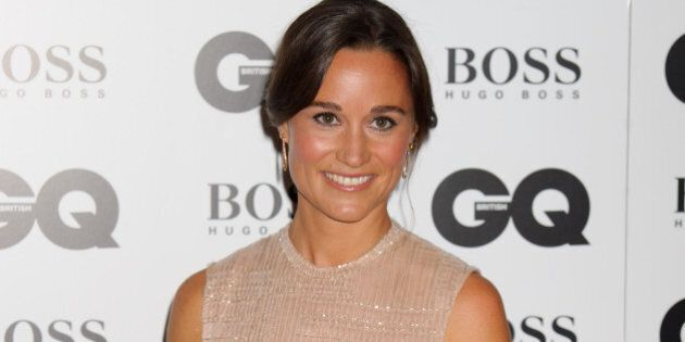 Pippa Middleton arrives for the GQ Men Of The Year Awards 2014 at a central London venue, London, Tuesday,...