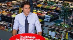 Trudeau Makes Pitch To Tory Voters In Ridings Held By