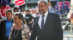 Catherine Pinhas Mulcair Says Refugee Crisis Is