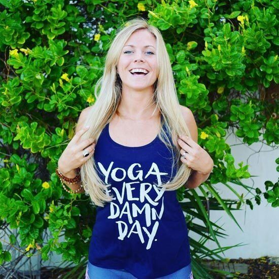 This Yoga Girl Is a Powerhouse for Global