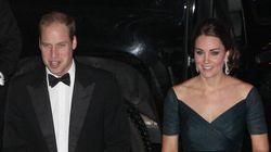 Kate Middleton Turns Heads During Last Night In New