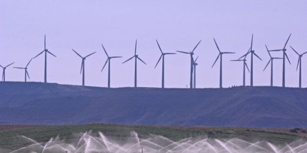Wind Offers a Healthy Way to Generate