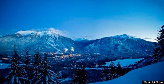 David McColm's Whistler Photography Captures Something Magical (PHOTOS,