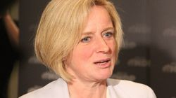 Notley Gives First Speech On Business In Calgary To Quiet