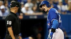 Rangers Beat Jays In Game