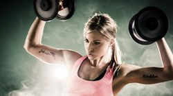 Mandy Gill: Building Muscle and