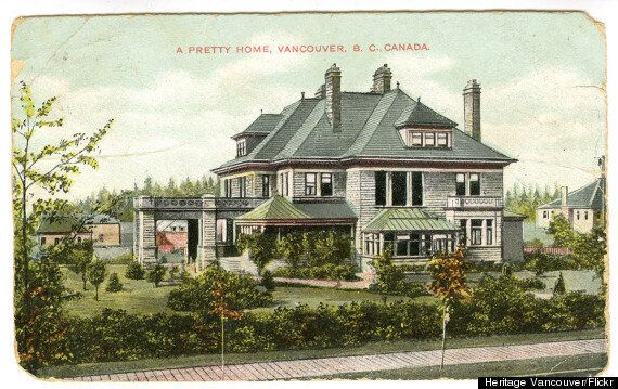 Gabriola House, Historic Vancouver Property, For Sale