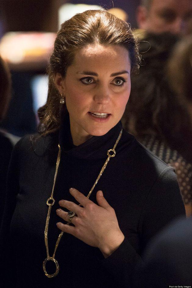 Kate Middleton Meets Fashion Royalty At NYC