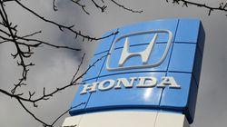 Massive Honda Canada