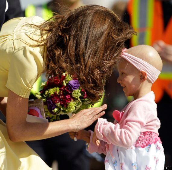 Diamond Marshall Dies: Calgary Girl Who Charmed William And Kate Loses Cancer