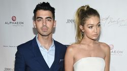 Gigi Hadid And Joe Jonas Finally Hit The Red Carpet