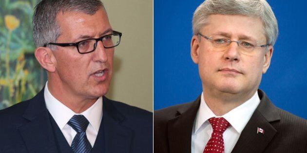 N.L. Premier Paul Davis Reconsidering Support Of Canada-EU Trade