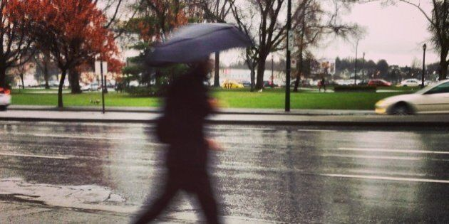 B.C. Storm Roars On With Ferries Cancelled, And More Rain, Wind In