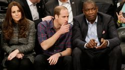 Kate Middleton, Beyonce Attend Basketball Game Together