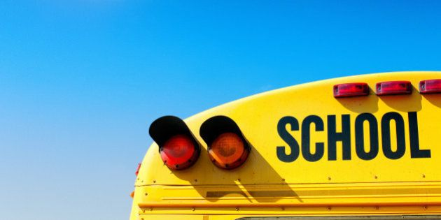 Calgary School Bus Batteries Stolen, Hundreds Left